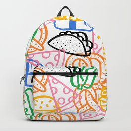 Savory Snacks Backpack