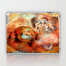 The annonciation of the archangel Gabriel to the Virgin Mary Laptop & iPad Skin