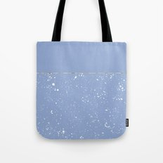 XVI - Blue 1 Tote Bag