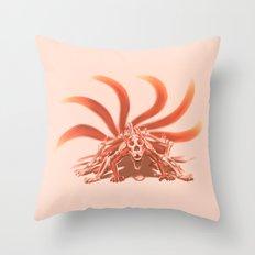 Naruto Kyuubi Mode Throw Pillow