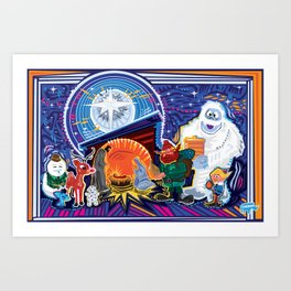 Today in Bethlehem Art Print