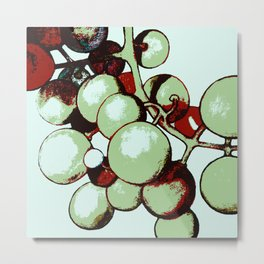 Grapes #19 Metal Print