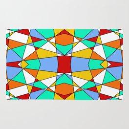 Geometric Shapes Rug