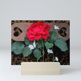 Love Springs Eternal - With A Little Help Mini Art Print