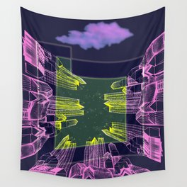 Stellar Area 01-08-16 Wall Tapestry