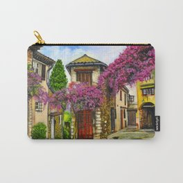 Courtyard in Provence Carry-All Pouch