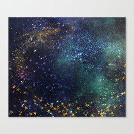Galaxy III Canvas Print