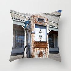 Bowser Throw Pillow