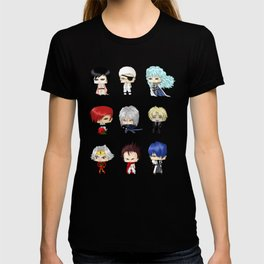 Chibi Psychopaths T-shirt