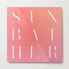Deafheaven - Sunbather Metal Print