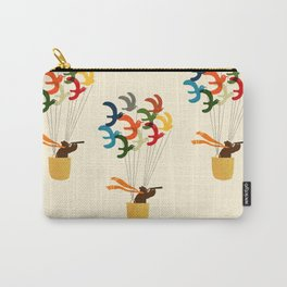 Whimsical Journey Carry-All Pouch