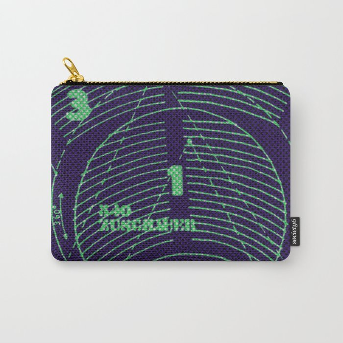 numeric Carry-All Pouch