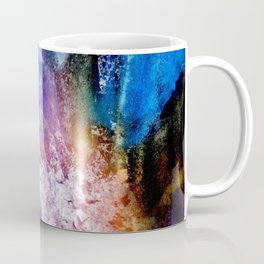 Technocolor abstract grunge Coffee Mug