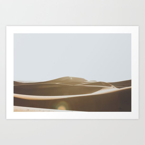 Morocco V Art Print