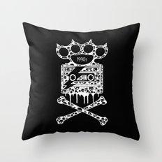 Alternative Rock Throw Pillow