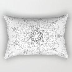 mandala - muse 6 Rectangular Pillow