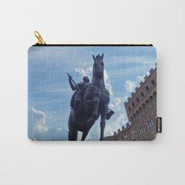 Piazza della Signoria, Florence Carry-All Pouch