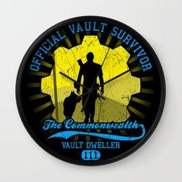 Official vault survivor Wall Clock