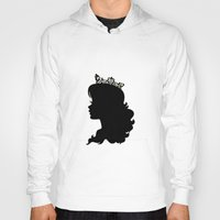 silhouette Hoodies featuring Silhouette by Urlaub Photography