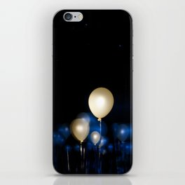 Archimedes' Field Reloaded no.3 iPhone Skin