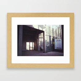 181//365 [v2] Framed Art Print