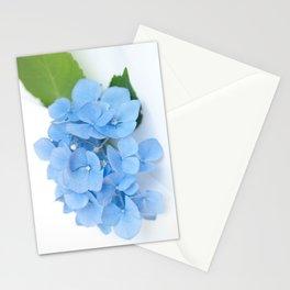 Blue Hydrangeas #1 #decor #art #society6 Stationery Cards