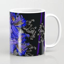 Orquids at Midnight by Mariela Miranda Coffee Mug