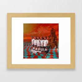 Sigur Framed Art Print