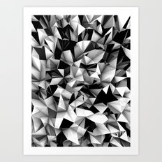 Origami or something.   Art Print