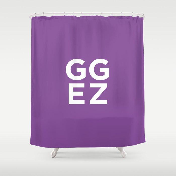 GG EZ Shower Curtain