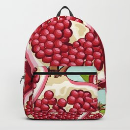Pomegranate 2 Backpack