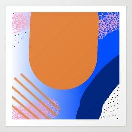 CA Art Print