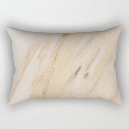 beige Rectangular Pillow