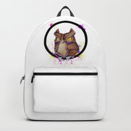 Paper Owl- Wild World Of Paper Backpack