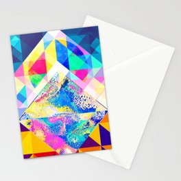 Geometric XXX Stationery Cards