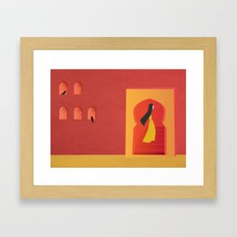 Lost in Andalucia Framed Art Print