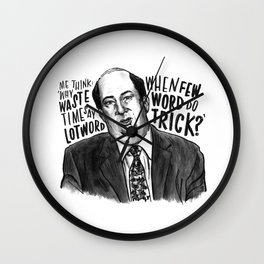 Kevin | Office Wall Clock