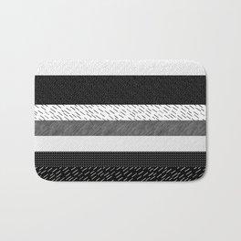 Pattern Mix Bath Mat