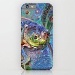 Frog Dream iPhone Case