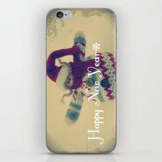 Happy New Year :) iPhone & iPod Skin