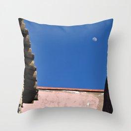 MOON - SICILY Throw Pillow