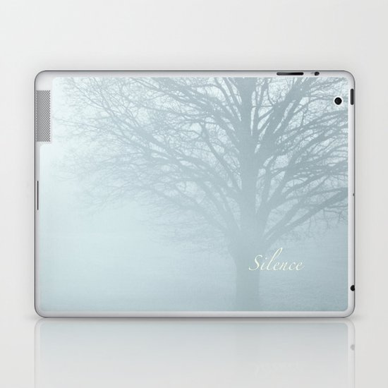 Tree / Winter Silence Laptop & iPad Skin