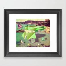 1980 Framed Art Print