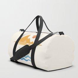 Minimalistic Summer III Duffle Bag