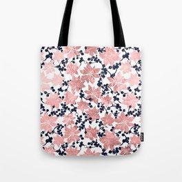 Plants pattern Tote Bag