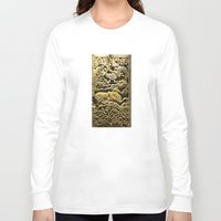 budapest Long Sleeve T-shirts featuring budapest ceramic by tony tudor