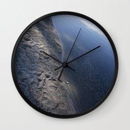 Lake coast Wall Clock