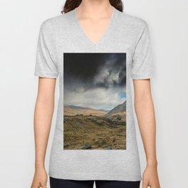 The Landscape Photographer Unisex V-Neck