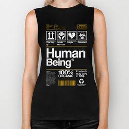 Human Being Biker Tank