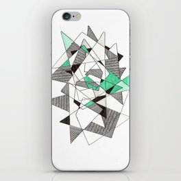 All the Edges iPhone Skin